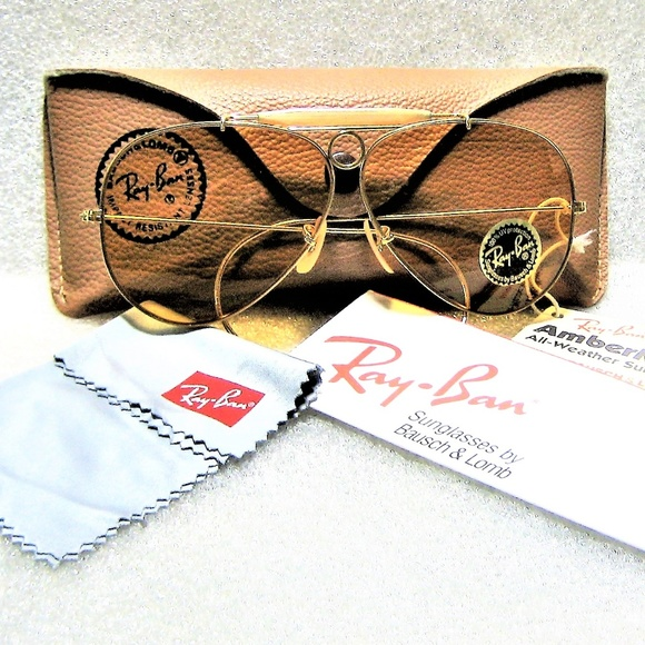 0a0d5953fc Vintage Ray-Ban USA by Bausch   Lomb Accessories